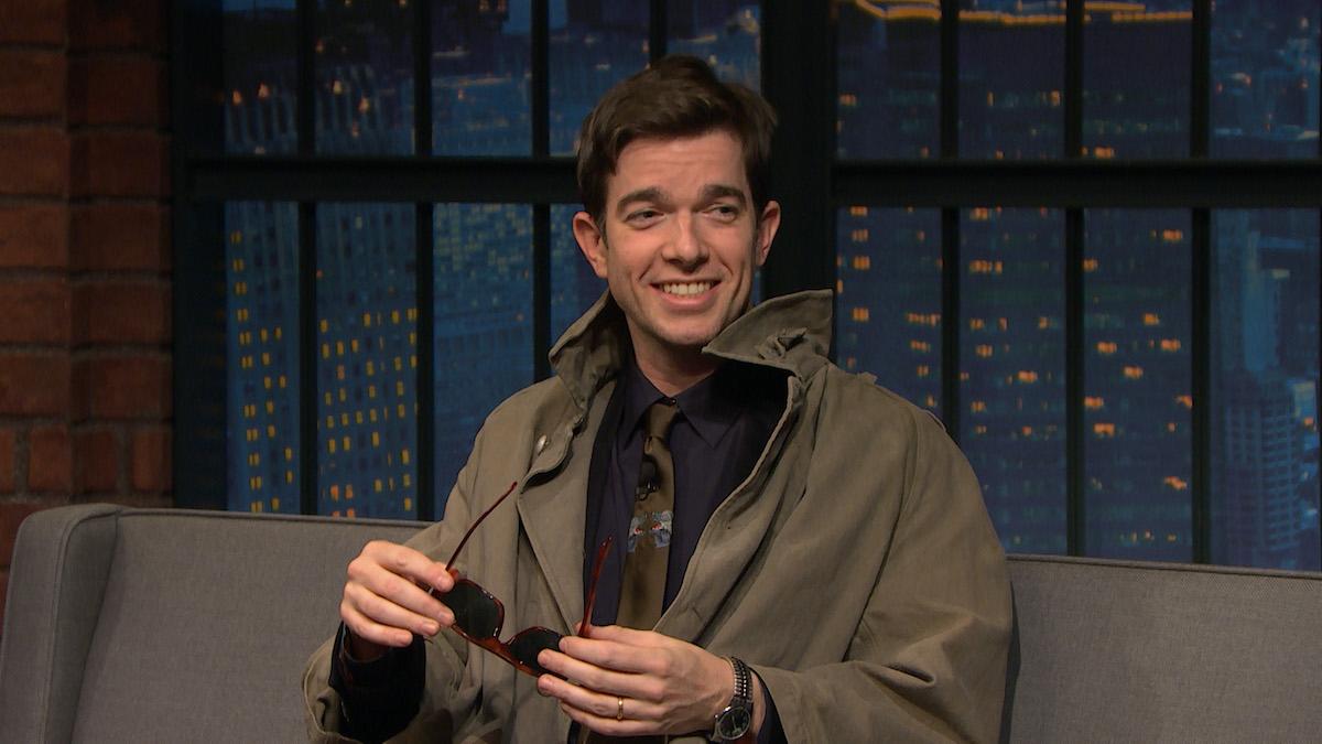 John Mulaney on 'Late Night with Seth Meyers'