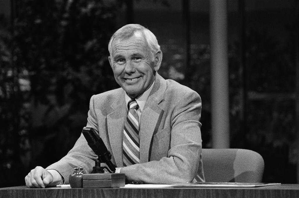 Johnny Carson on The Tonight Show