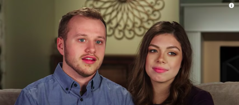 Josiah Duggar and Lauren Duggar on 'Counting On'