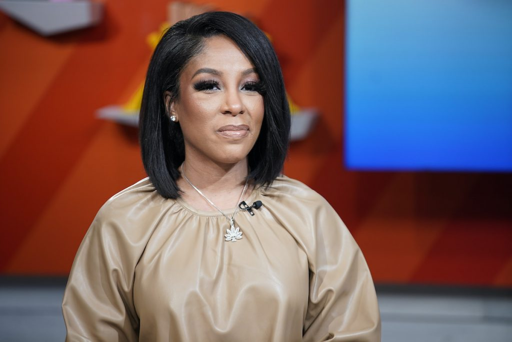 K. Michelle at an event