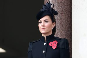How to Copy Kate Middleton's Remembrance Day 2020 Look