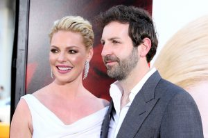 'Grey's Anatomy' Alum Katherine Heigl Admitted She Made the First Move With Her Husband: 'I Really Threw Myself at Him'