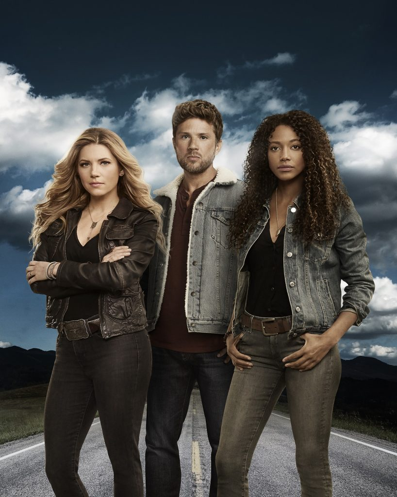 Katheryn Winnick, Ryan Phillippe, and Kylie Bunbury in 'Big Sky'