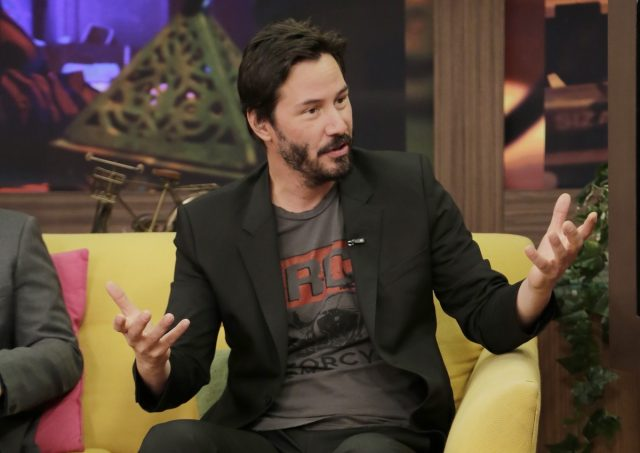 Keanu Reeves Still Doesn't Know the Truth Behind His First Meeting with Octavia Spencer
