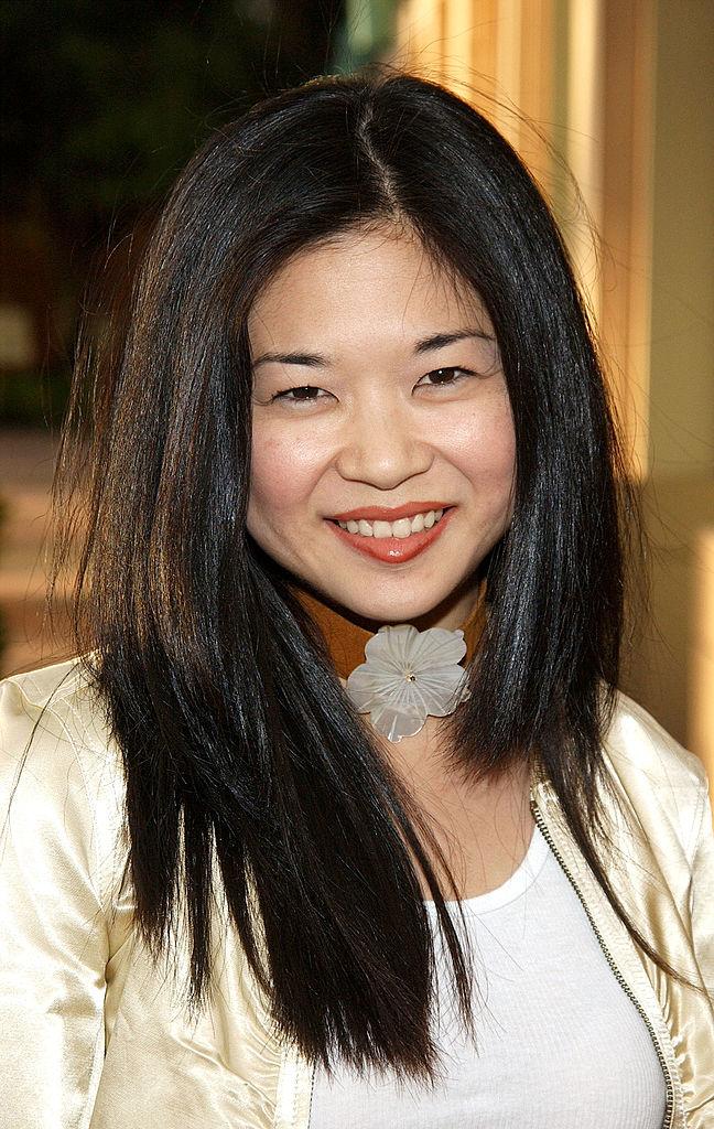 Gilmore Girls cast member Keiko Agena