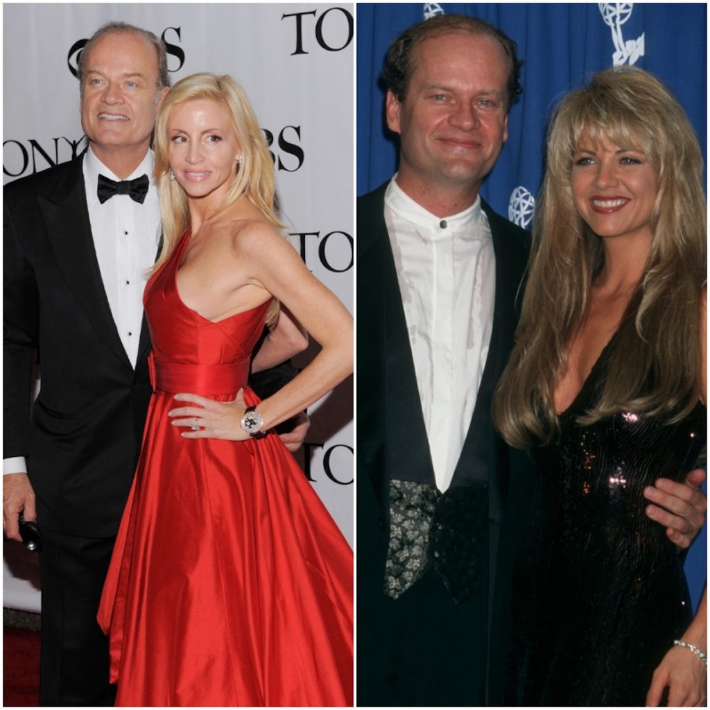 Kelsey Grammer and Camille Grammer; Kelsey Grammer and Tammi Baliszewski