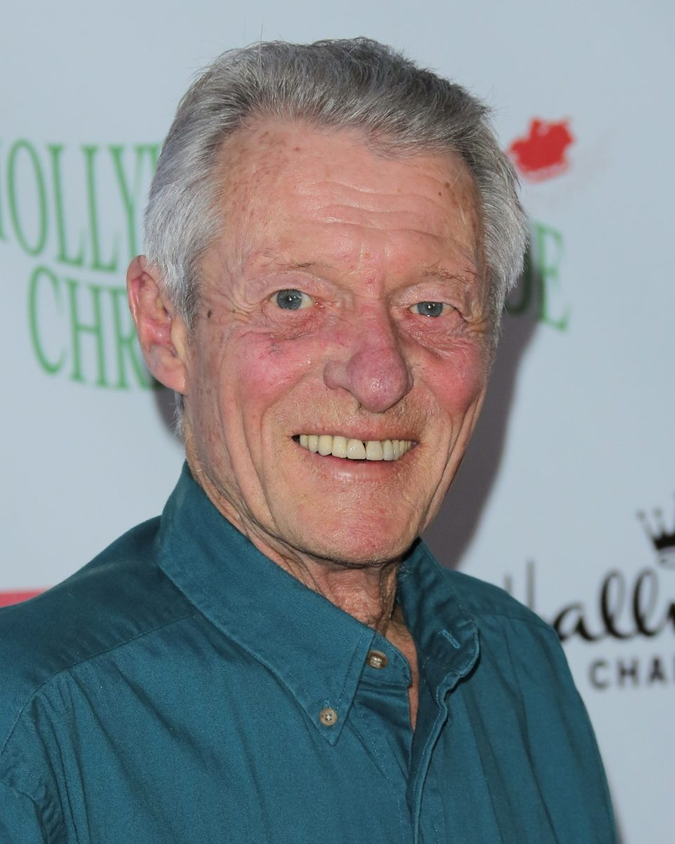 Ken Osmond attends The Hollywood Christmas Parade in 2013