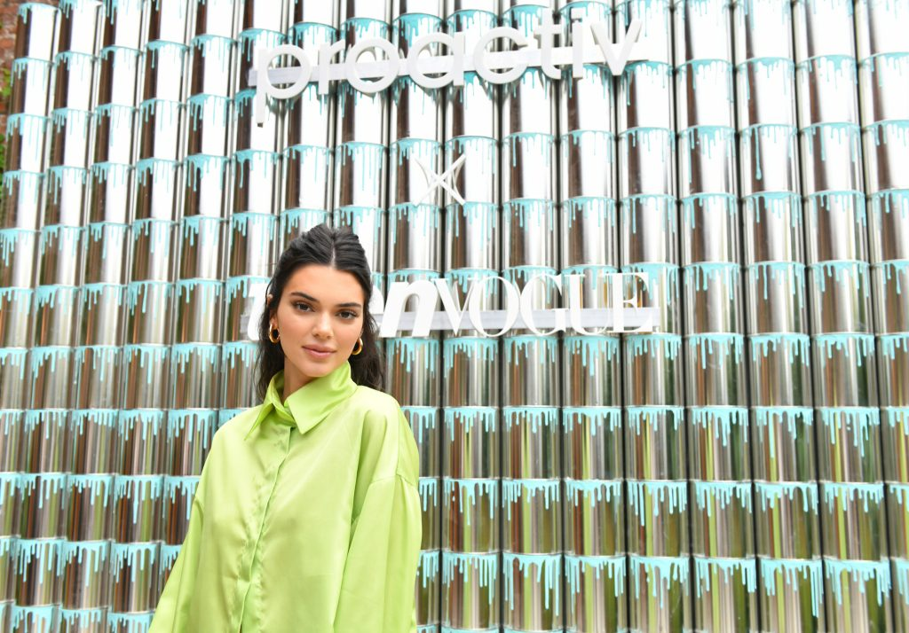 Kendall Jenner joins Proactiv and Teen Vogue