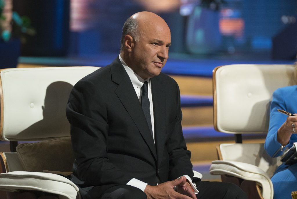 Kevin O'Leary of 'Shark Tank'