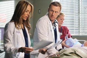'Grey's Anatomy': Could an Illness Bring Teddy and Owen Back Together This Season?