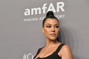 Kourtney Kardashian Was Just Slammed for Sharing a Conspiracy Theory About Masks