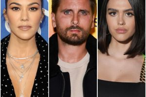 How Does Kourtney Kardashian Feel About Scott Disick's New Relationship With Amelia Hamlin?