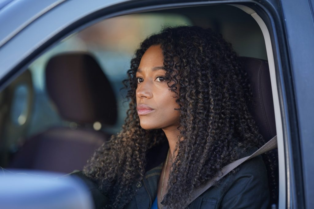 Kylie Bunbury in 'Big Sky'