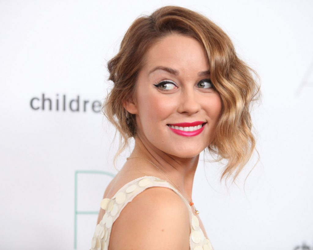 Lauren Conrad at the 2nd Annual Autumn Party Benefiting Children's Institute.