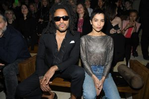 Zoë Kravitz Made Dad Lenny Kravitz Pick Her Up a Block From School