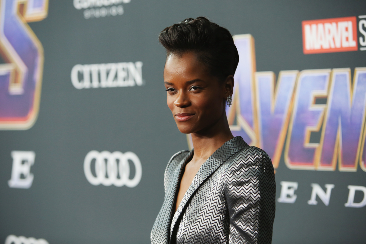 Letitia Wright Marvel A-Force