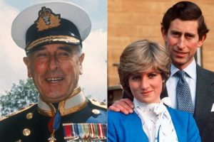 How Lord Louis Mountbatten's Death Led To Prince Charles and Princess Diana's Engagement