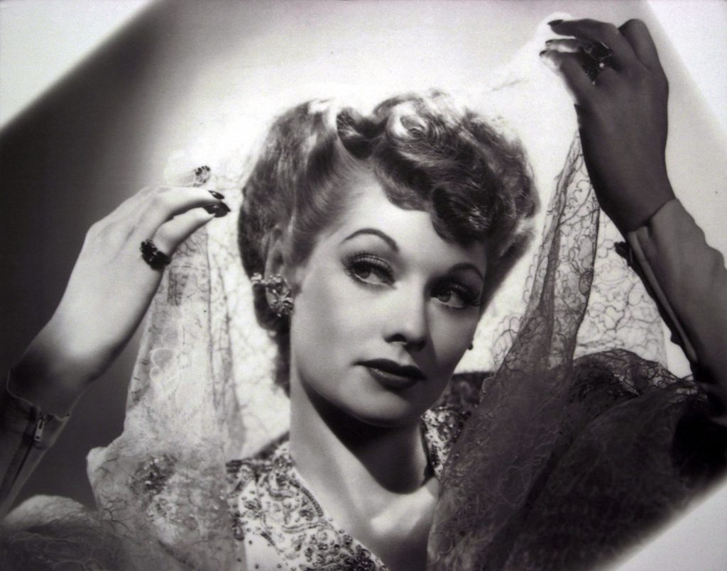 Lucille Ball    David McNew/Getty Images