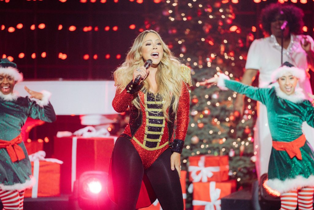 Mariah Carey in 2019 |  Terence Patrick/CBS via Getty Images