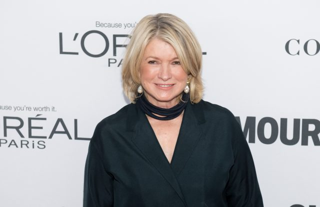 Martha Stewart Says Her Viral Pool Selfie Was Actually a 'Mistake'