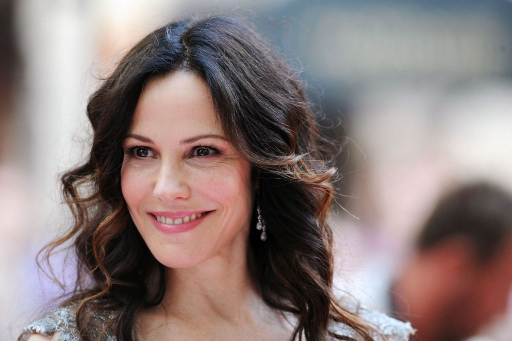 Mary-Louise Parker attends the European Premiere of Red 2 at Empire Leicester Square on July 22, 2013 in London, England |  Stuart C. Wilson/Getty Images