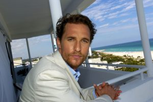 Matthew McConaughey Wrestled a Bull and Drank Double Shots of Tequila Every Morning to Prepare for 'Reign of Fire'