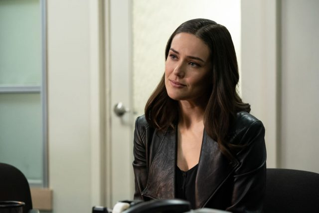 'The Blacklist': Megan Boone Wears a Wig to Portray Elizabeth Keen