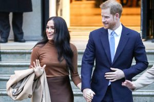 Prince Harry Married Meghan Markle Because She Helped Him Break Away From Being Prince William's 'Perpetual Backup,' Royal Expert Says