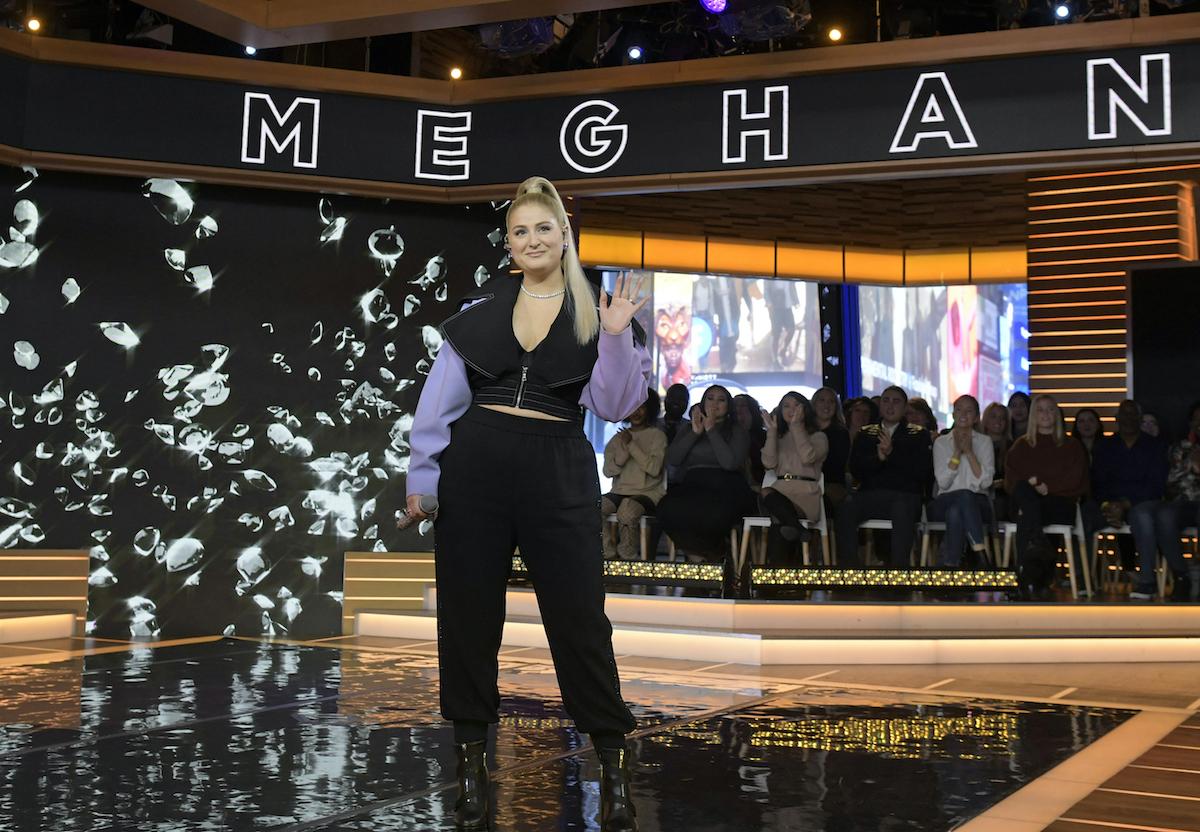"Meghan Trainor performs live on ""Good Morning America"""