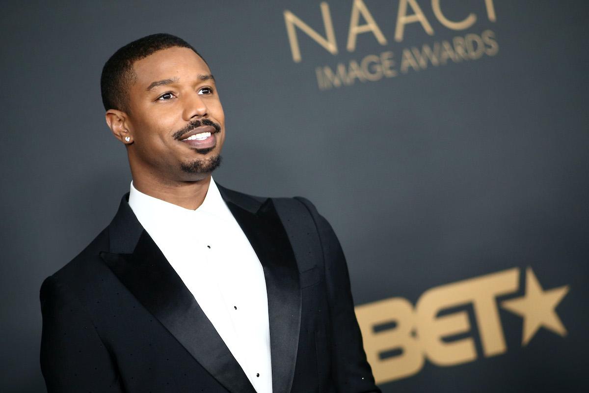 Michael B. Jordan attends the 51st NAACP Image Awards
