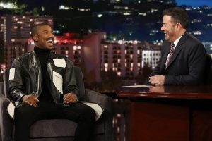 Jimmy Kimmel Predicted Michael B. Jordan Being Named 2020's Sexiest Man Alive