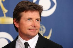 Michael J. Fox Says He Was in Agony When Princess Diana Sat Next To Him at the 'Back to the Future' Premiere
