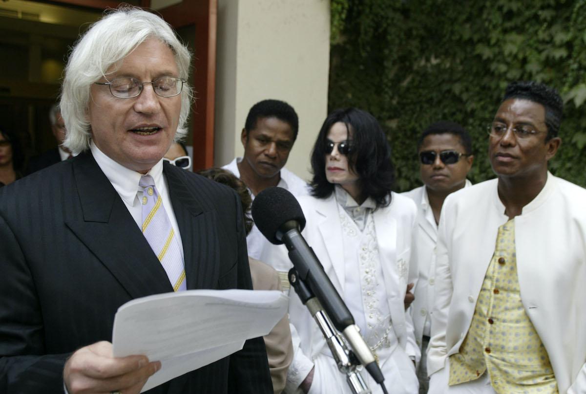 Thomas Mesereau Jr, defense attorney for Michael Jackson