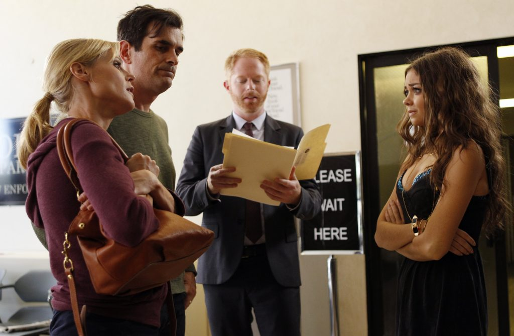 ABC's 'Modern Family' Episode Titled 'Arrested'
