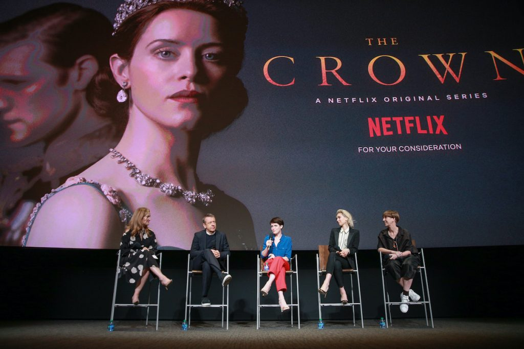 Netflix's For Your Consideration event for 'The Crown' in 2018