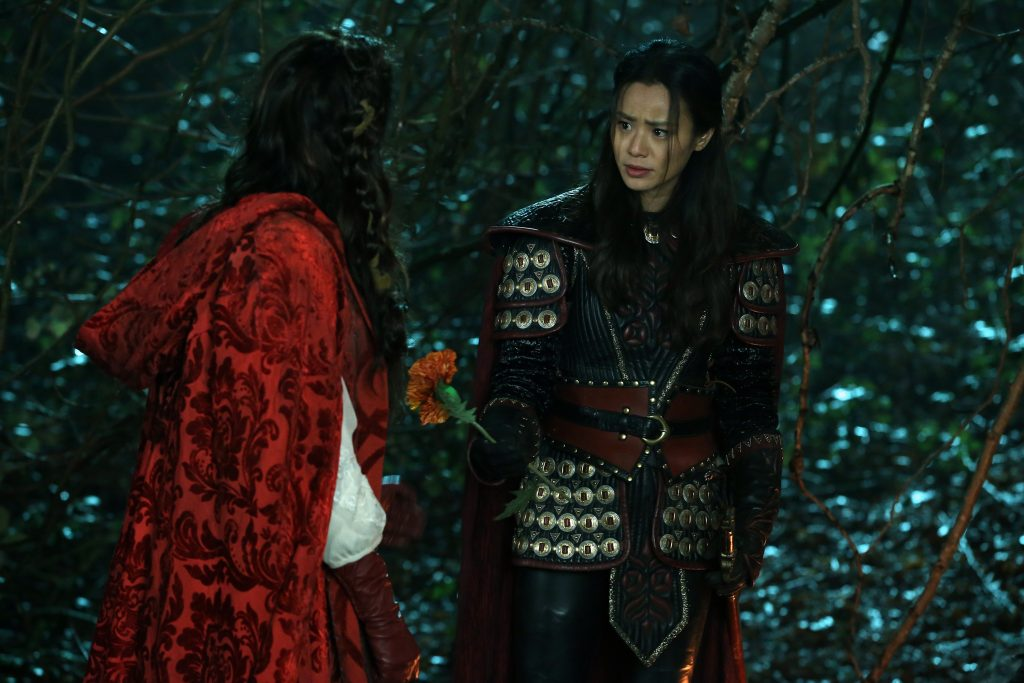 ABC's 'Once Upon a Time' Episode Titled 'Ruby Slippers'
