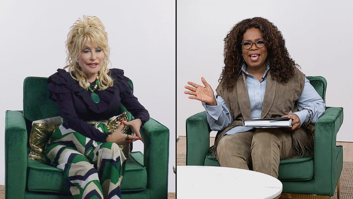Oprah Conversations with Dolly Parton