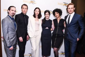 Why 'Outlander' EP Maril Davis Just Declared It the 'Least COVID-Friendly Show Ever'