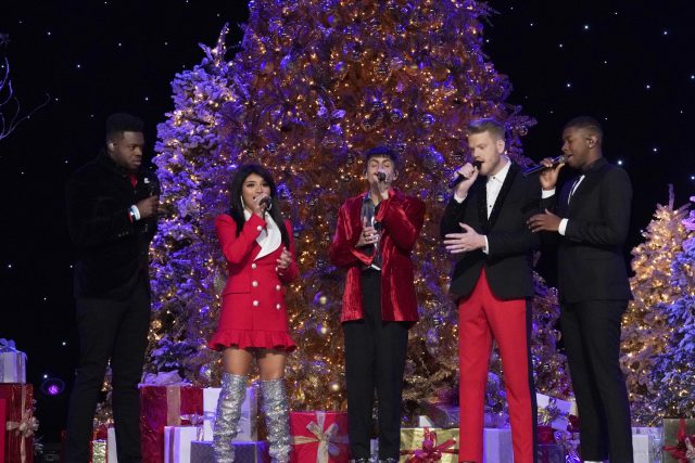 Is Pentatonix Doing a Christmas Special This Year?