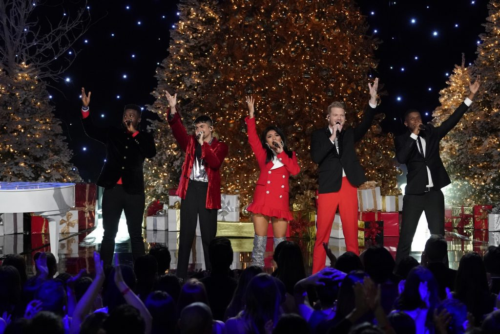 Ptx Christmas Special 2020 Why the Title of Pentatonix's Upcoming Christmas Album Is Totally