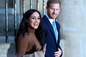 Prince Harry and Meghan Markle Signal Who Will Replace William and Kate as the New 'Fab Four'