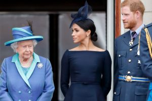 Queen Elizabeth Just Signaled That She's Had Enough of Prince Harry and Meghan Markle