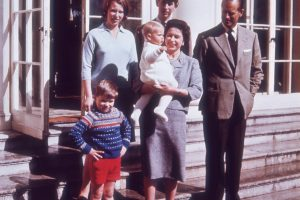 Why 1 of Queen Elizabeth and Prince Philip's Children Was Not Born in Buckingham Palace