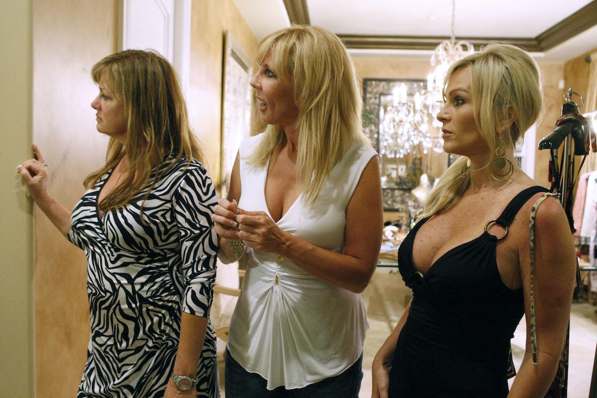 Jeana Keough, Vicki Gunvalson, Tamra Barney