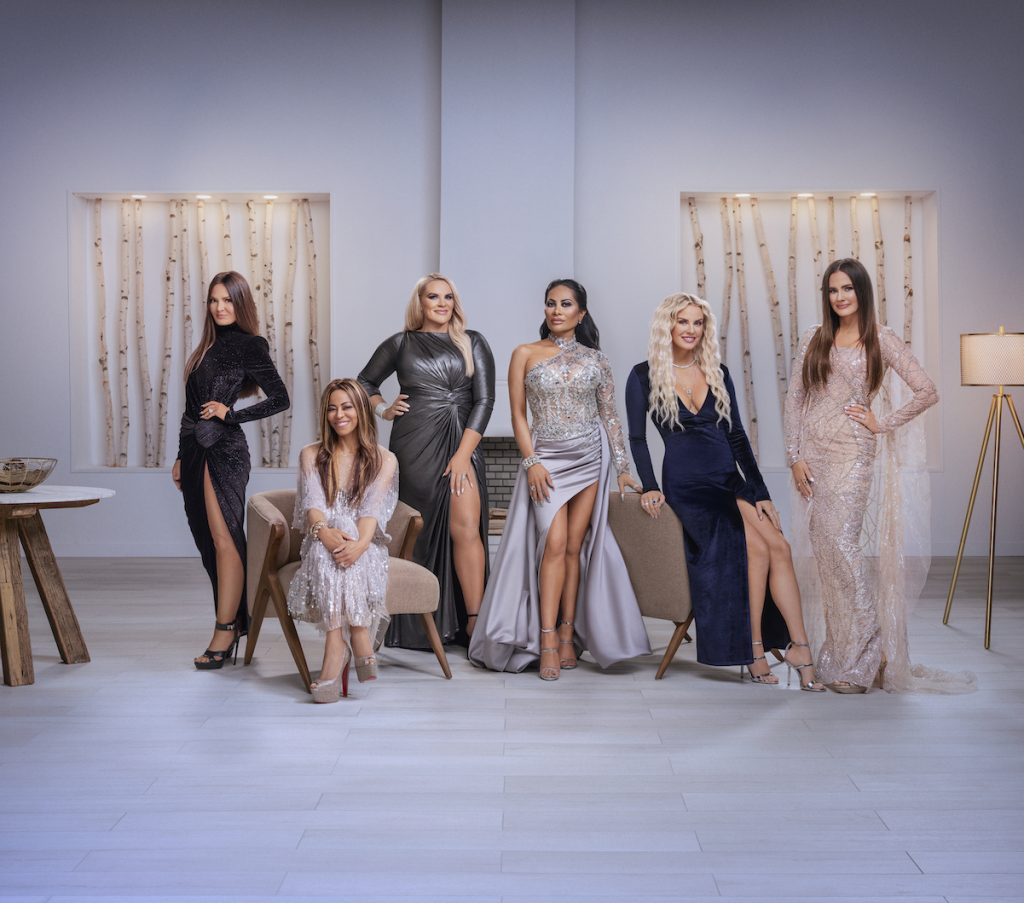 'The Real Housewives of Salt Lake City' cast