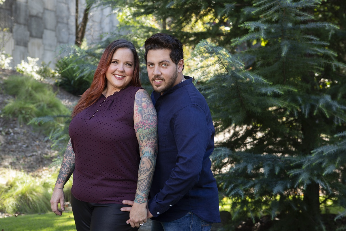 Rebecca and Zied on '90 Day Fiancé'