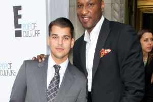 Are Rob Kardashian and Lamar Odom Still Friends?