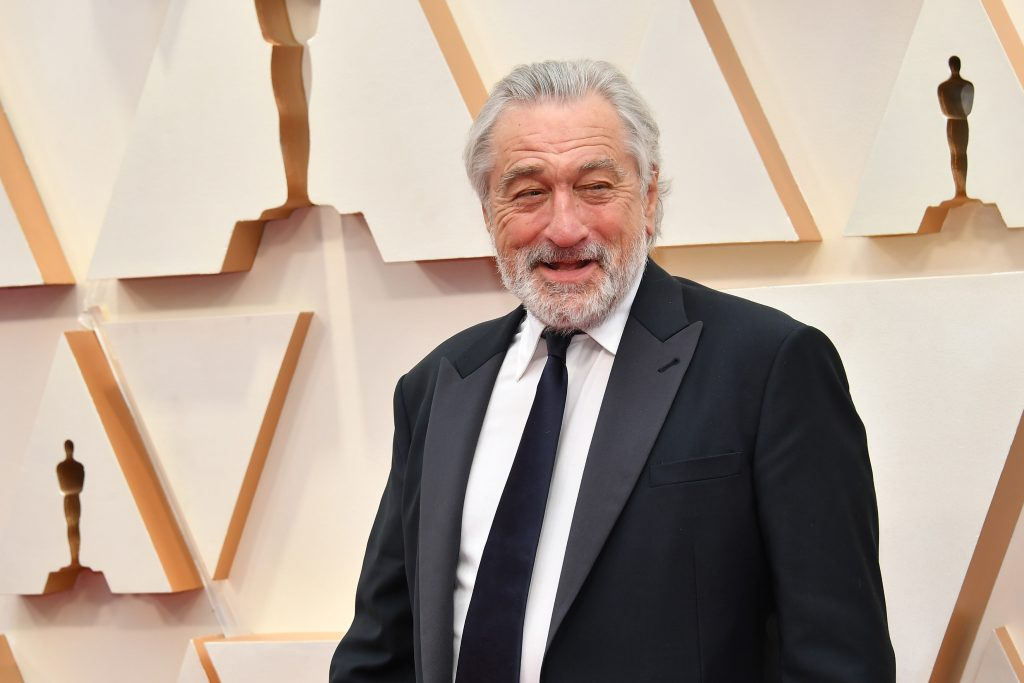 Robert De Niro attends the 92nd Annual Academy Awards