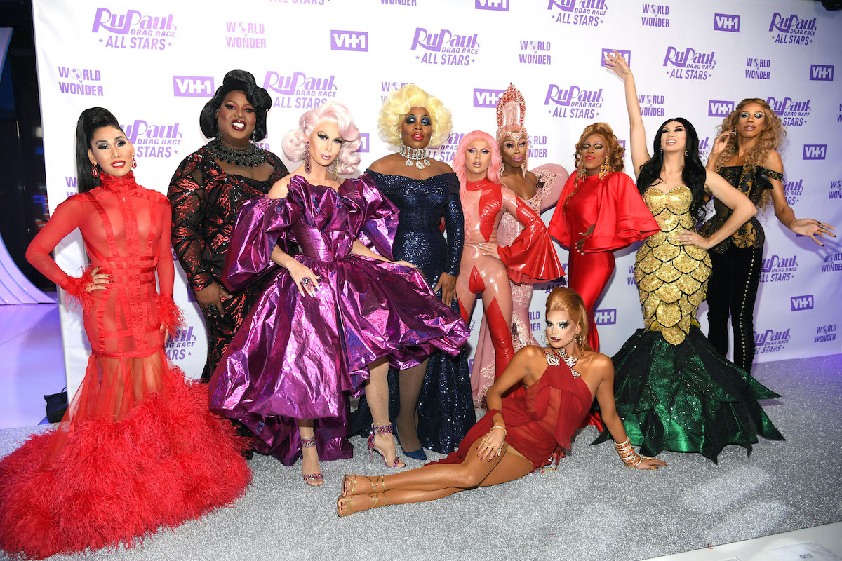 Gia Gunn, Latrice Royale, Trinity Taylor, Monét X Change, Farrah Moan, Monique Heart,  Jasmine Masters, Manila Luzon, Naomi Smalls, Valentina