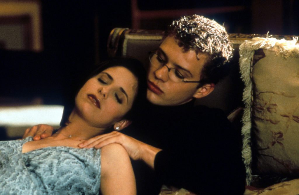 Sarah Michelle Gellar and Ryan Phillippe in 'Cruel Intentions', 1999 | Columbia Pictures/Getty Images